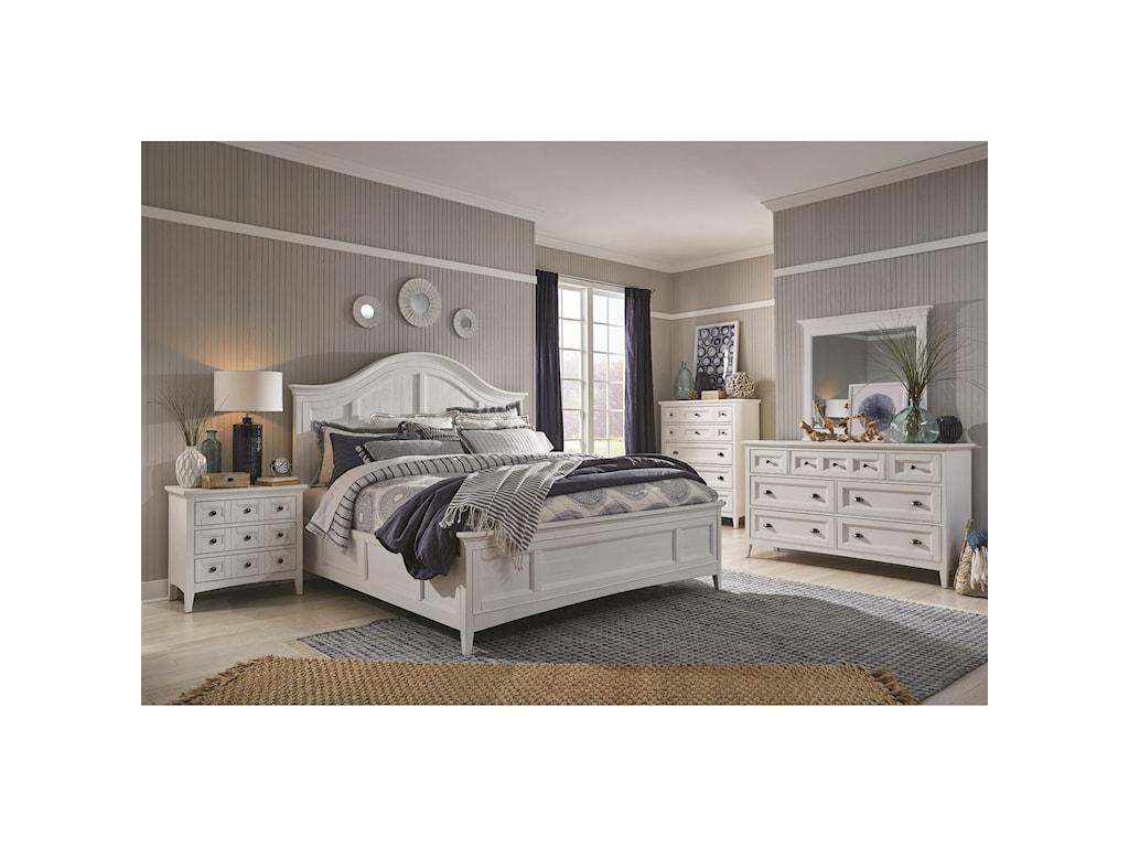 Magnussen Home Heron CoveKing Bedroom Group