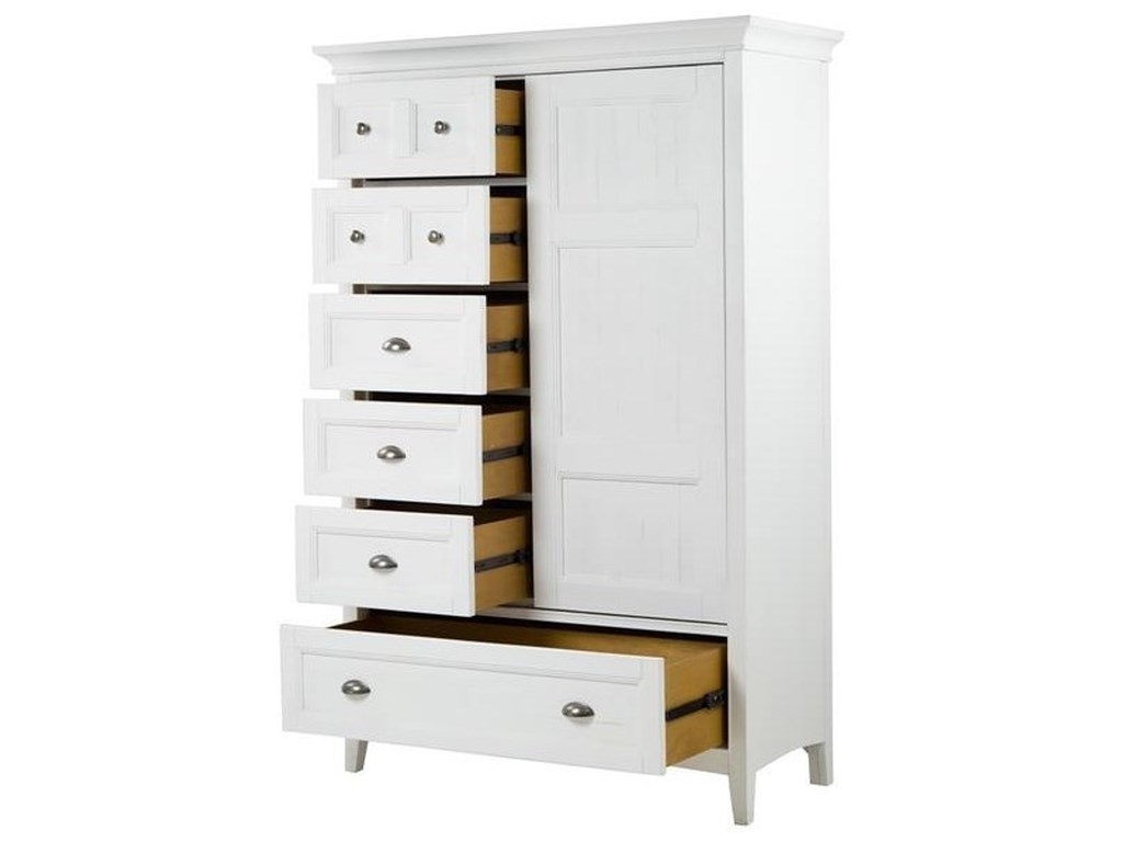 Magnussen Home Heron CoveDoor Chest