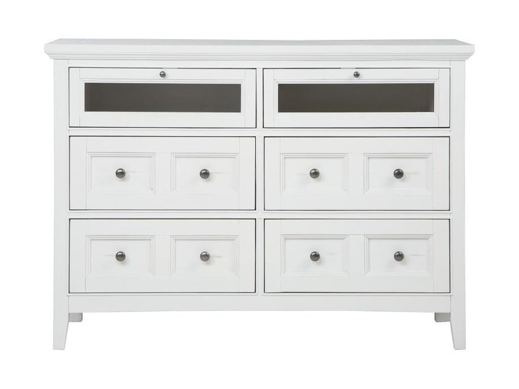 Magnussen Home Heron CoveMedia Chest