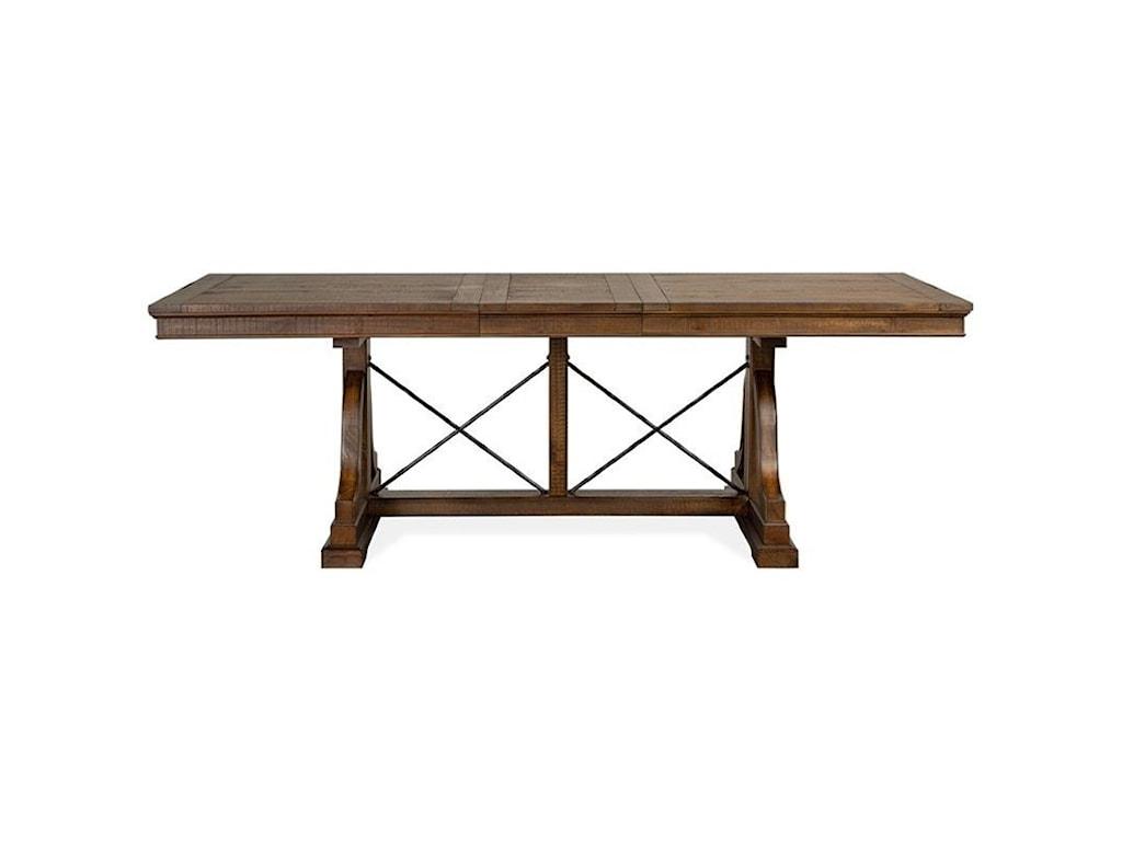 Magnussen Home Bay CreekDining Trestle Table