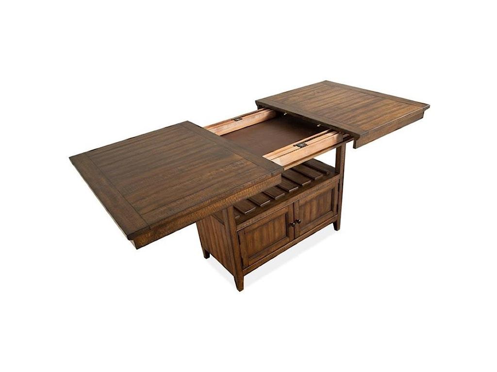 Magnussen Home Bay CreekCounter Table