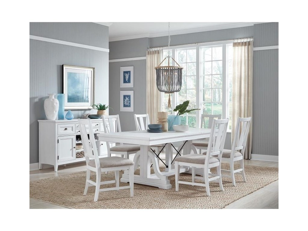 Magnussen Home Heron CoveFormal Dining Room Group