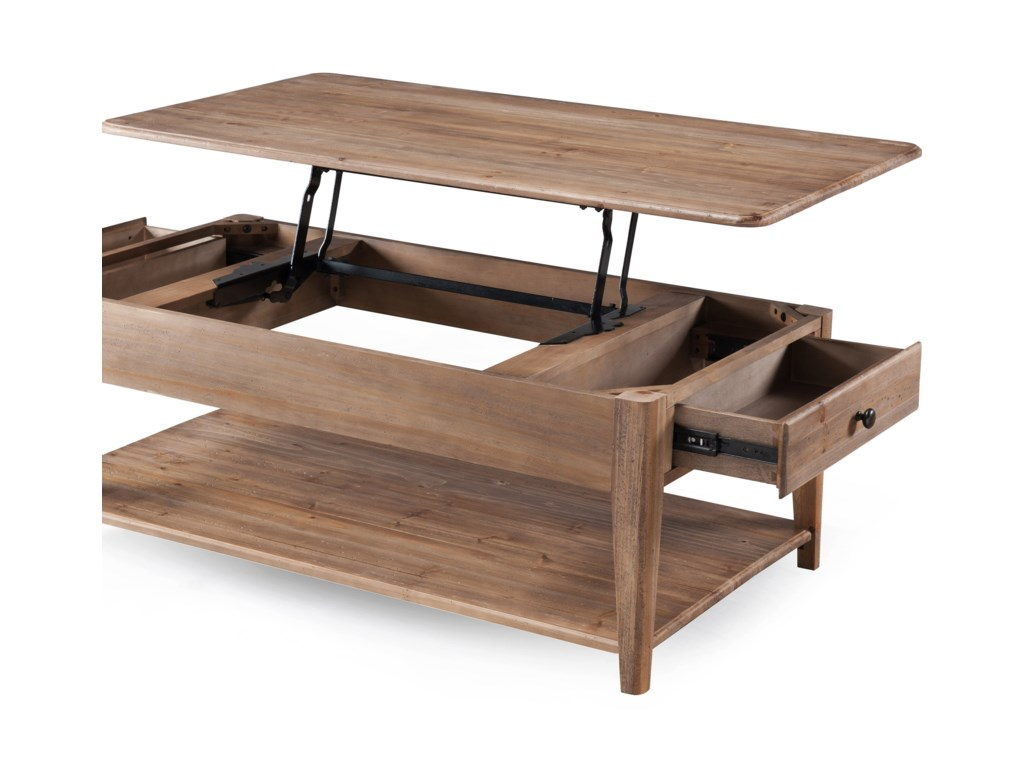 Magnussen Home BaytowneLift Top Cocktail Table