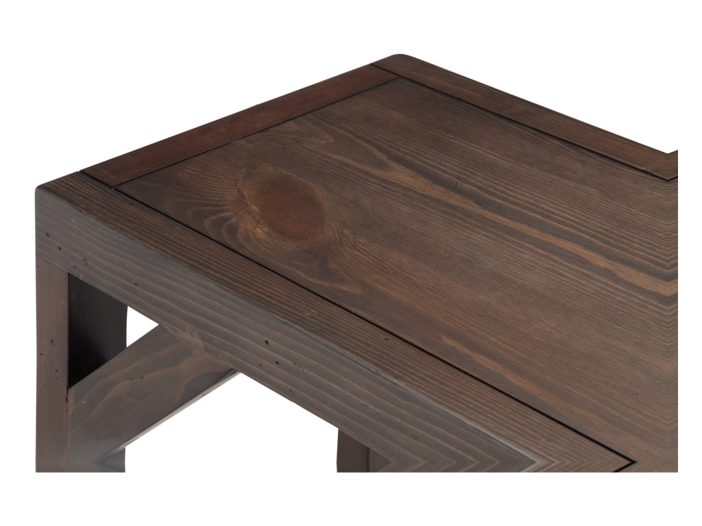 Magnussen Home BeckSnack Accent Table