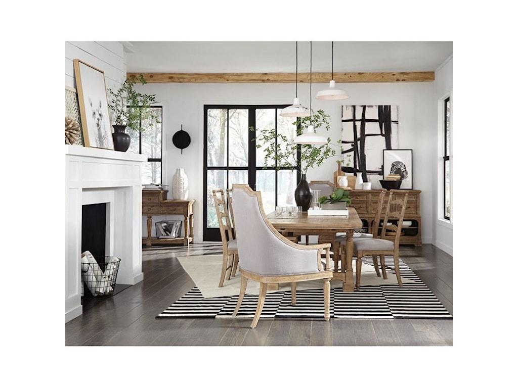 Magnussen Home Graham HillsFormal Dining Room Group