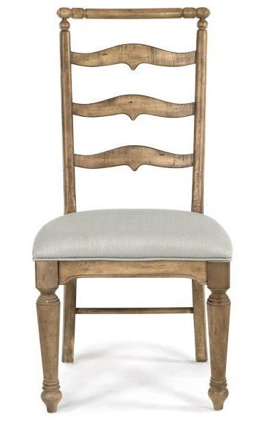 Magnussen Home Graham HillsRound Table, 2 Host Chairs 2 Side Chairs