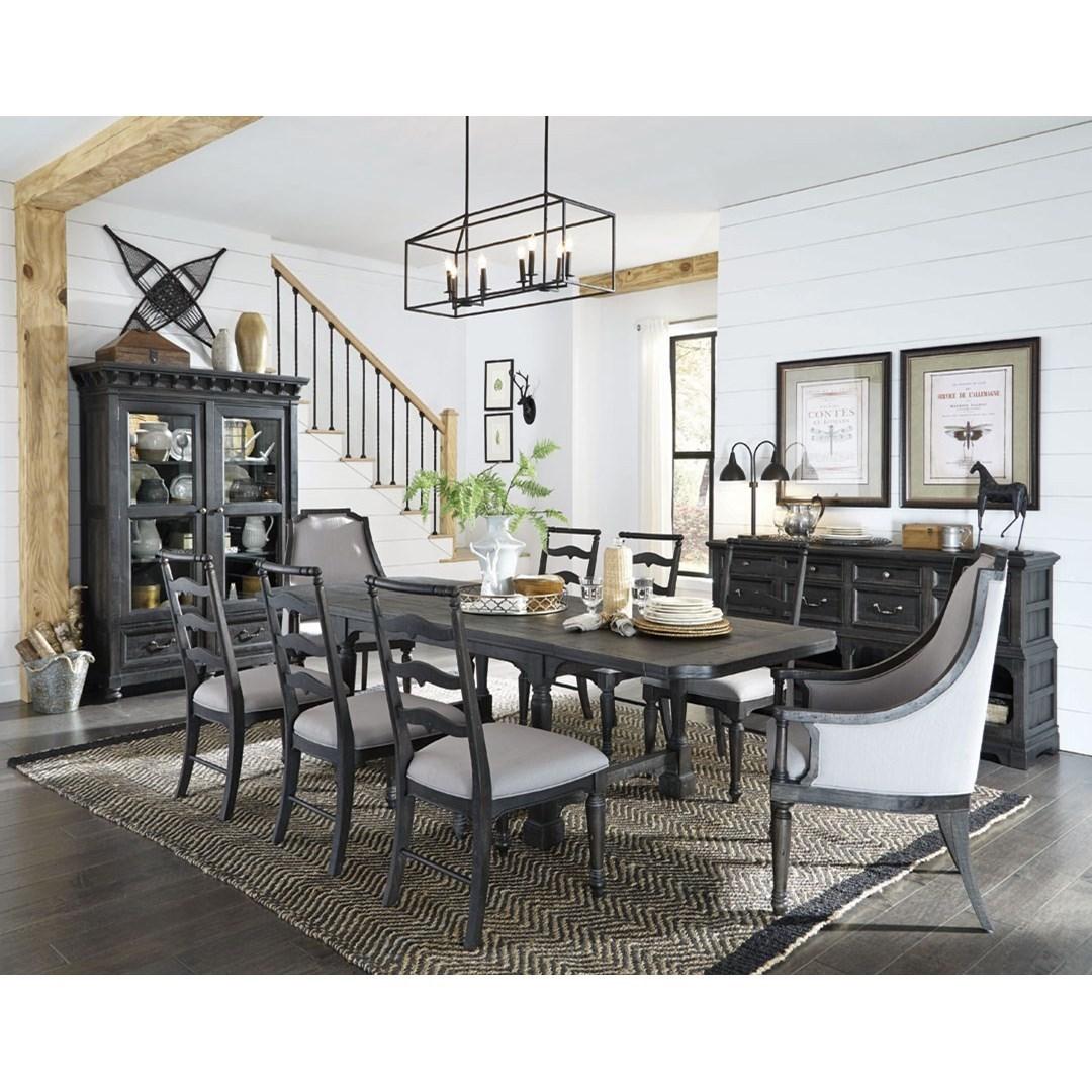 Ordinaire Magnussen Home Bedford CornersFormal Dining Room Group