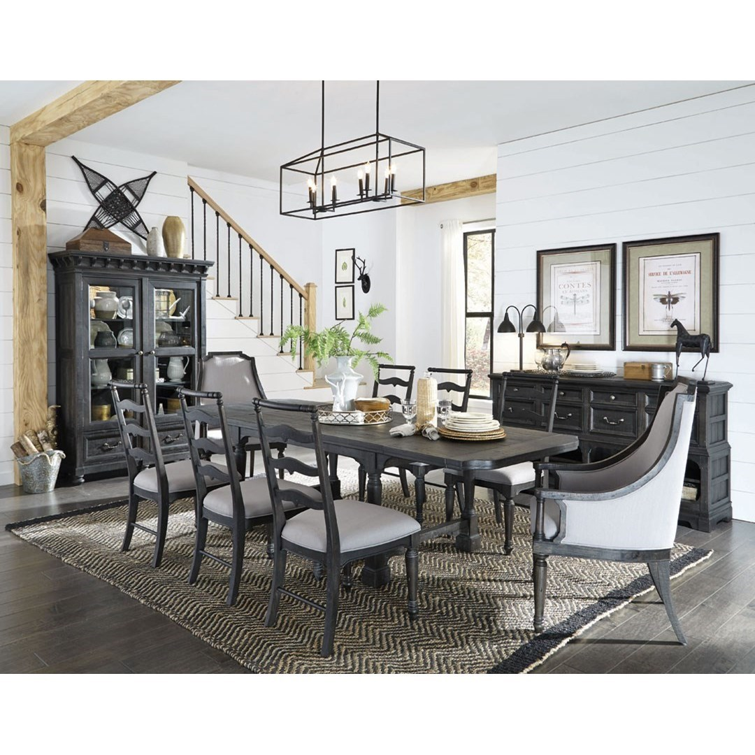 Bedford Corners Formal Dining Room Group By Magnussen Home