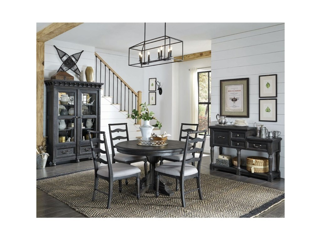 Magnussen Home Bedford CornersCasual Dining Room Group