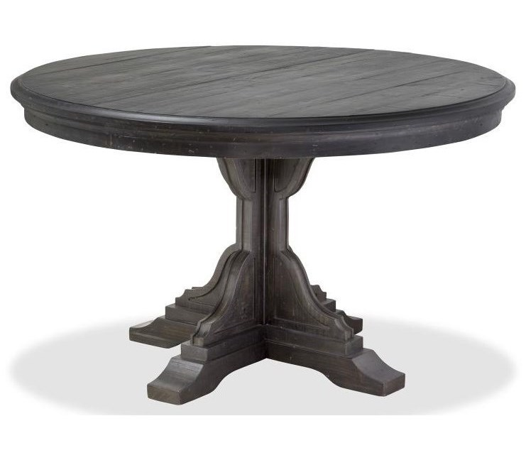 Magnussen Home Bedford CornersRound Dining Table