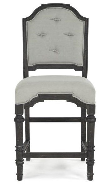 Magnussen Home Bedford CornersUpholstered Counter Height Stool