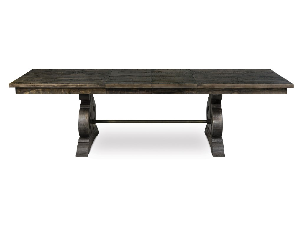 Magnussen Home BellamyRectangular Dining Table w/ Butterfly Leaves