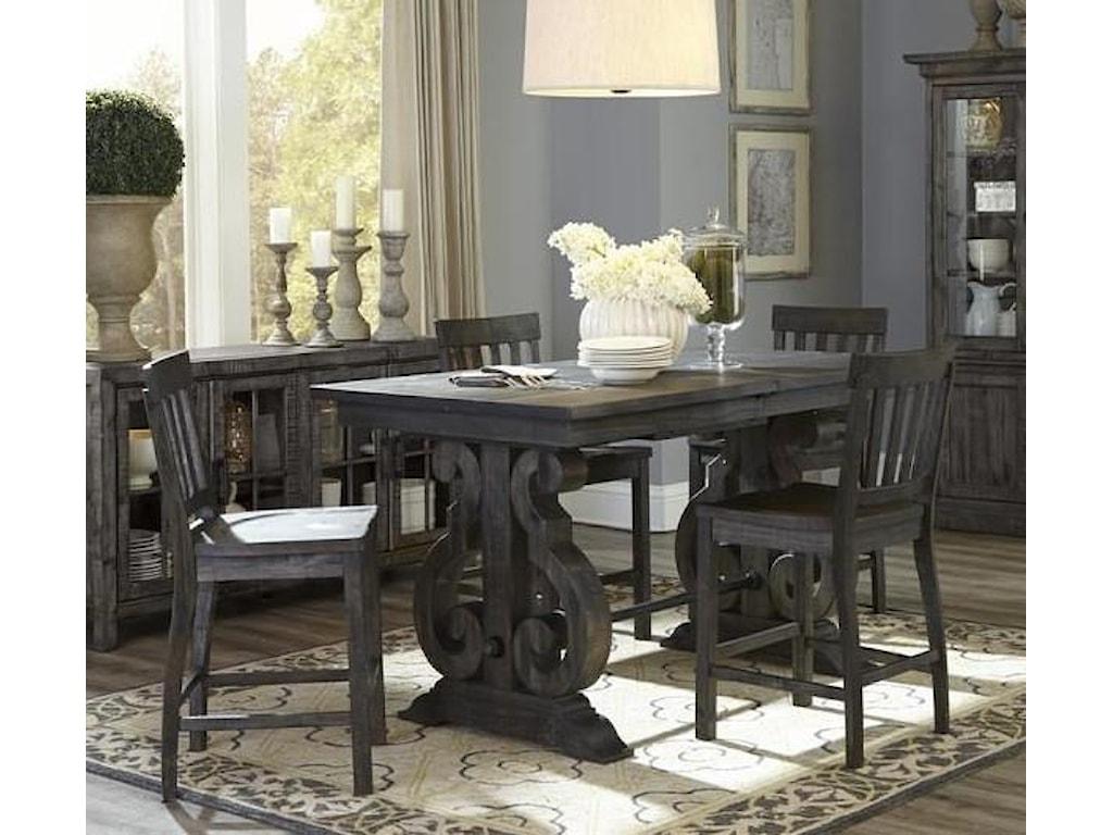 Magnussen Home BellamyCounter Table Set