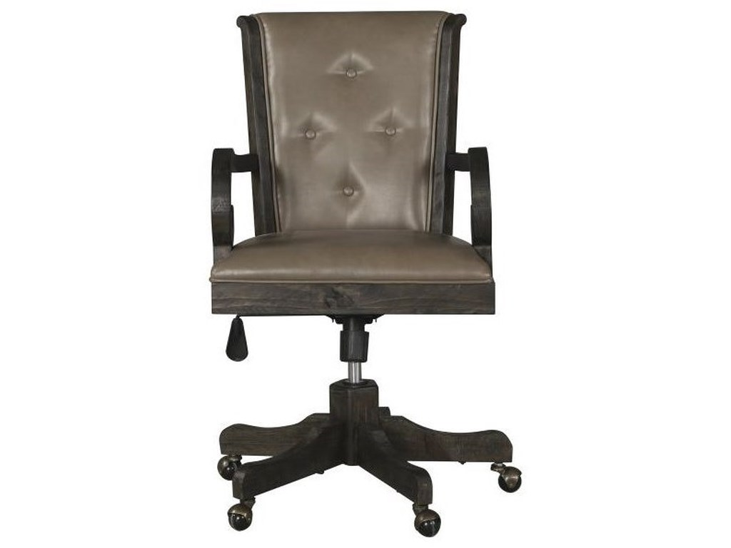 Magnussen Home BellamyUpholstered Desk Chair