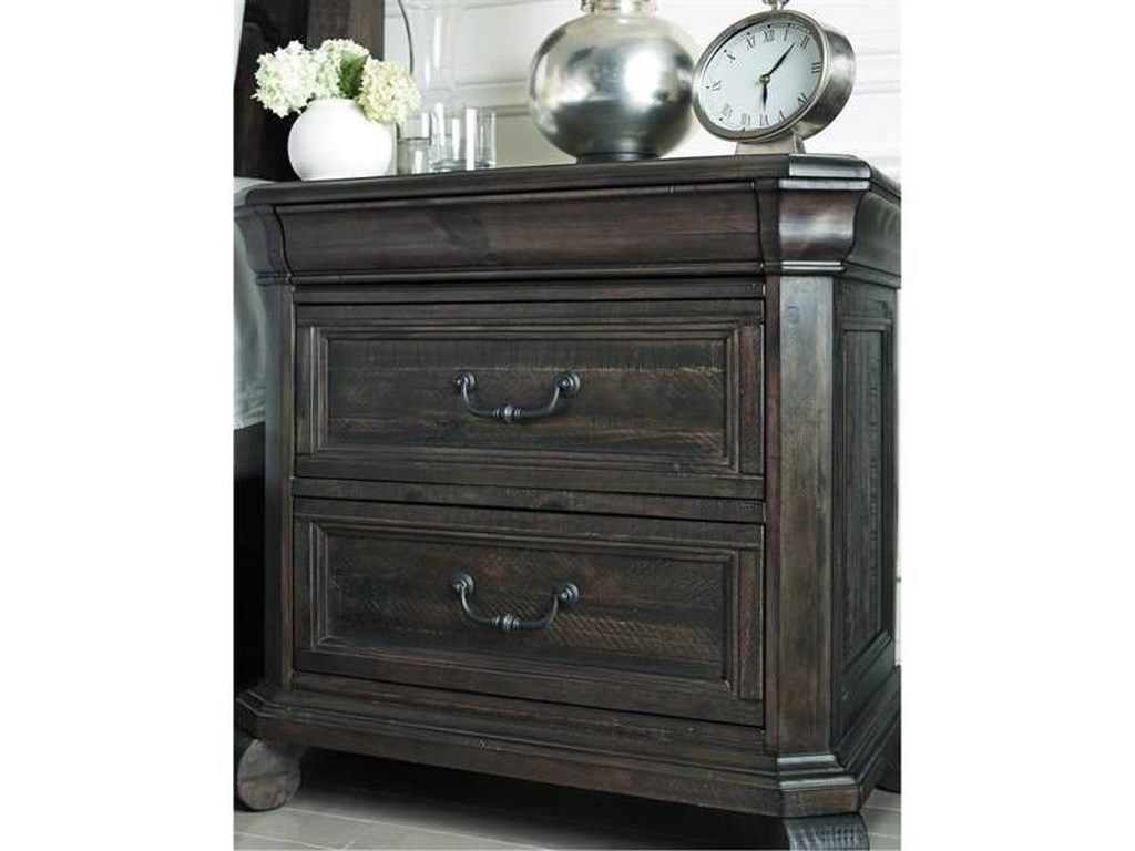 Magnussen Home BellamyDrawer Nightstand