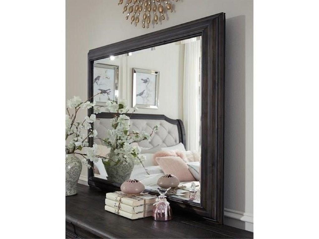 Magnussen Home BellamyLandscape Mirror