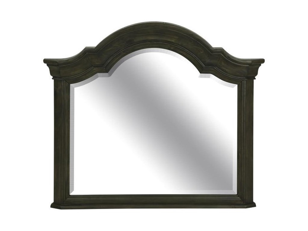 Magnussen Home BellamyShaped Mirror