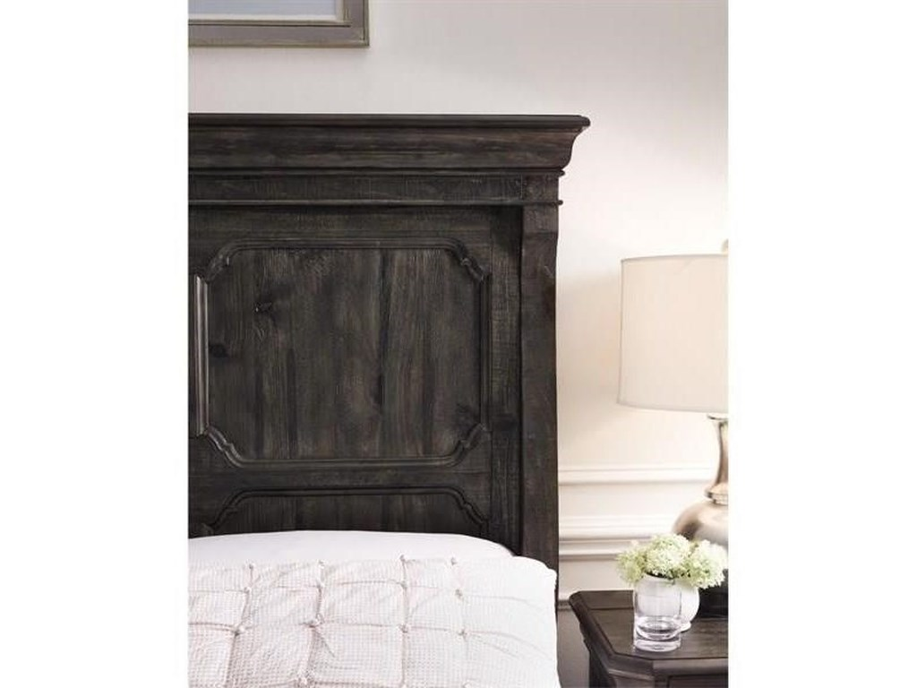 Magnussen Home BellamyQueen Panel Bed