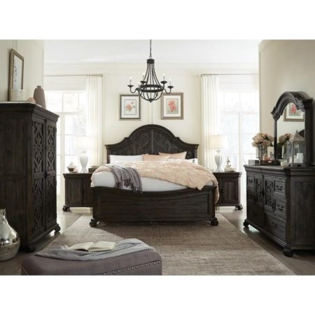 Four Piece Bedroom