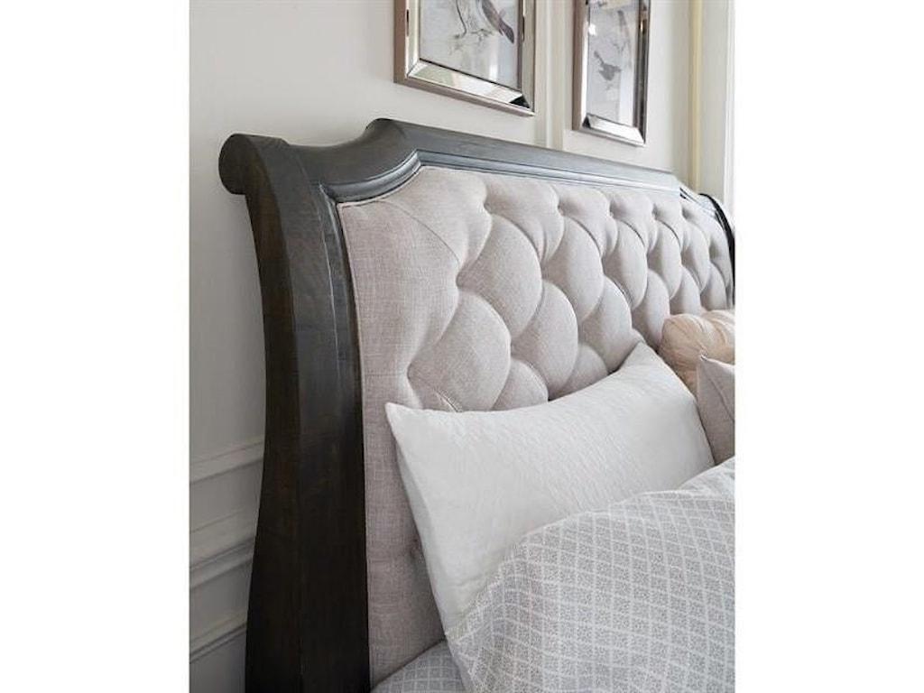 Magnussen Home BellamyCalifornia King Sleigh Storage Bed
