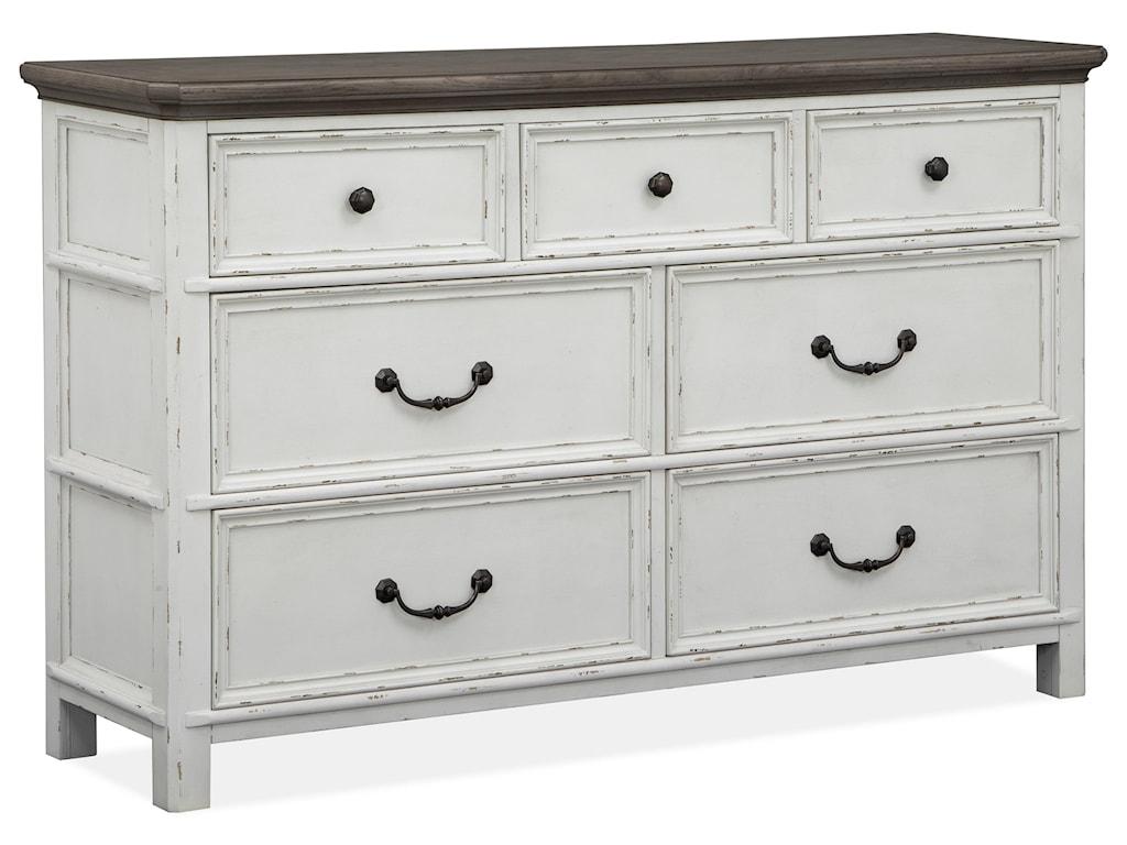 Magnussen Home Bellevue ManorDrawer Dresser