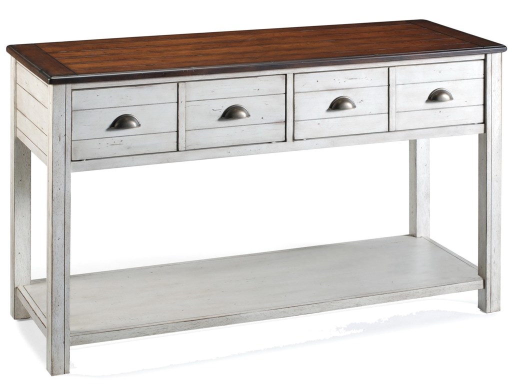 Magnussen Home BellhavenSofa Table
