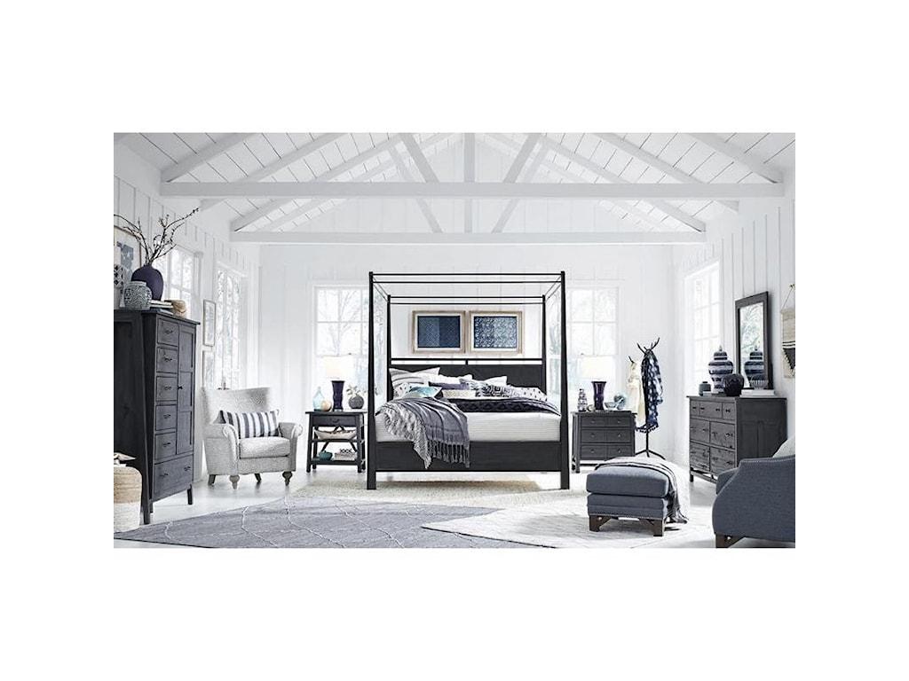 Magnussen Home Lake HavenQueen Bedroom Group