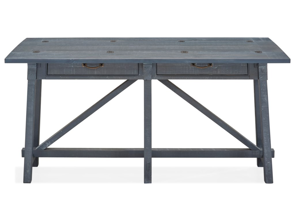 Magnussen Home Lake HavenFlip Top Sofa Table