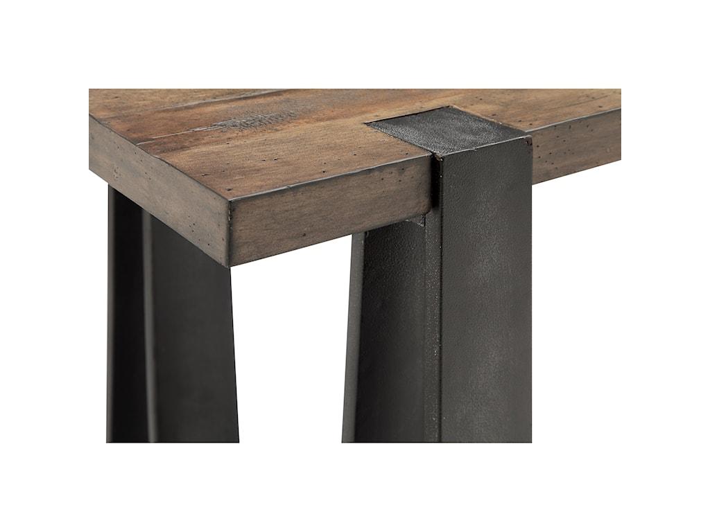 Magnussen Home Bowden Rectangular End Table