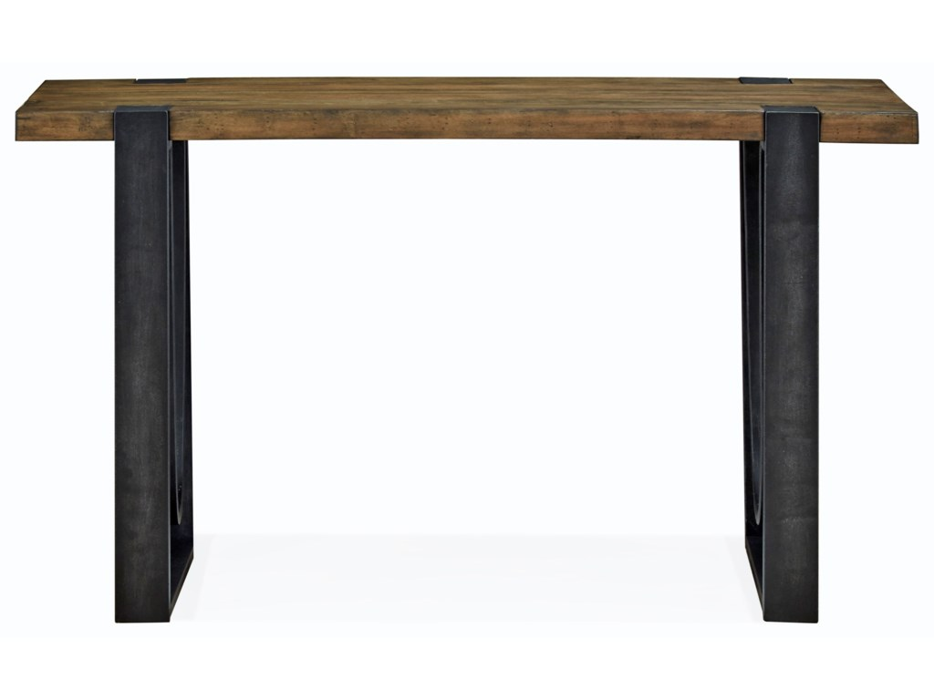 Magnussen Home Bowden Rectangular Sofa Table