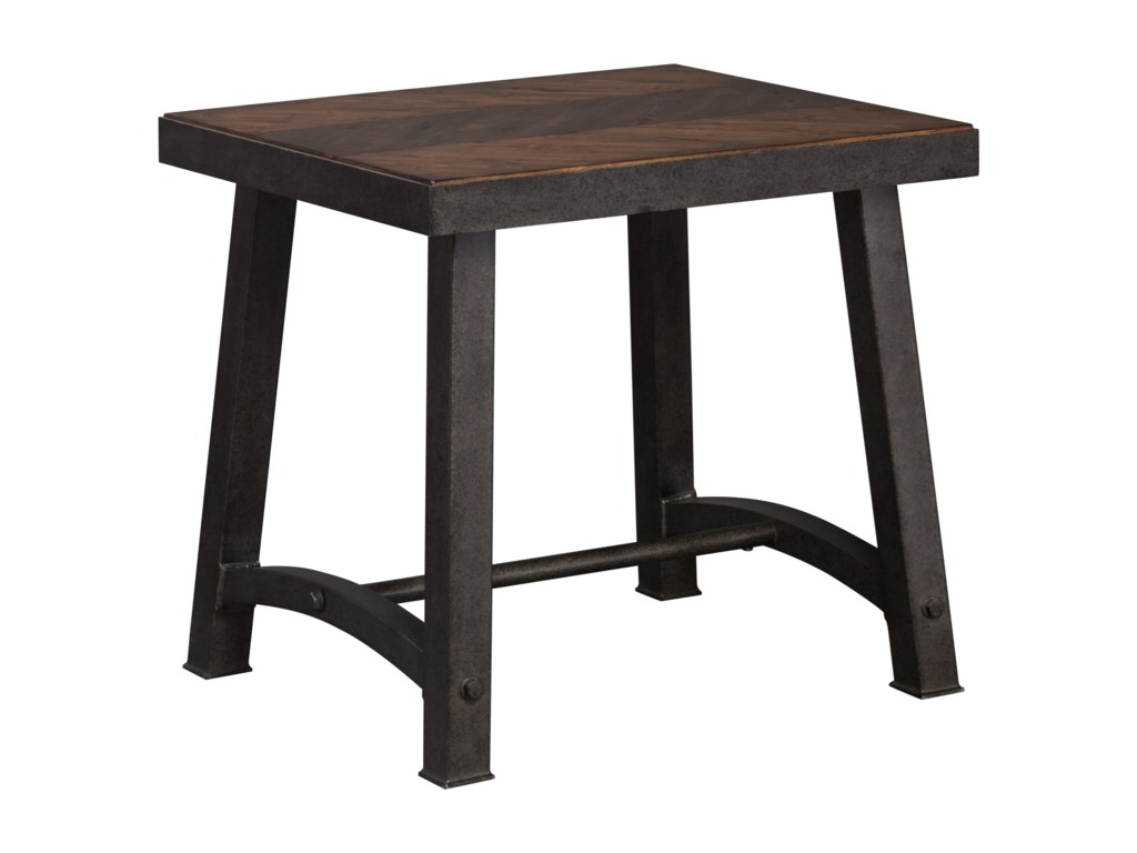 Magnussen Home BransonRectangular End Table