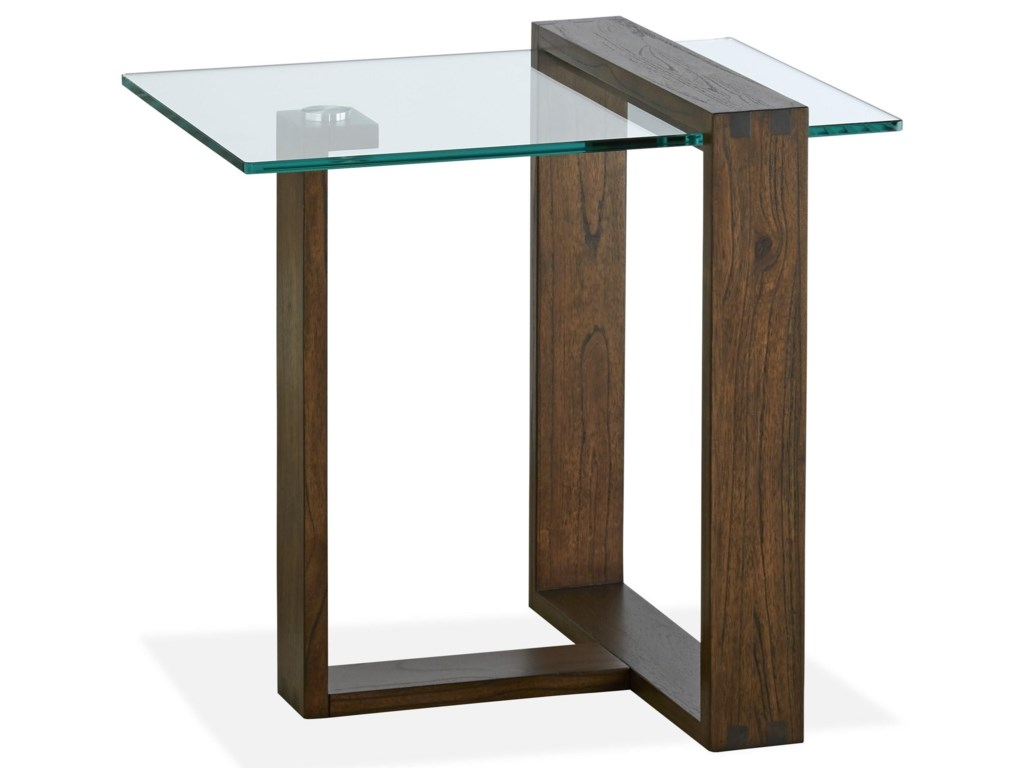 Magnussen Home BristowCocktail Table and End Table
