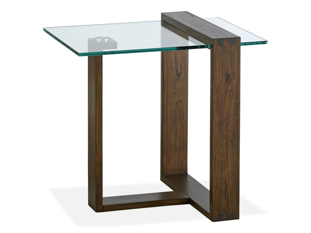 Magnussen Home BristowEnd Table
