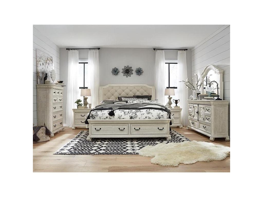 Magnussen Home BronwynQueen Bedroom Group