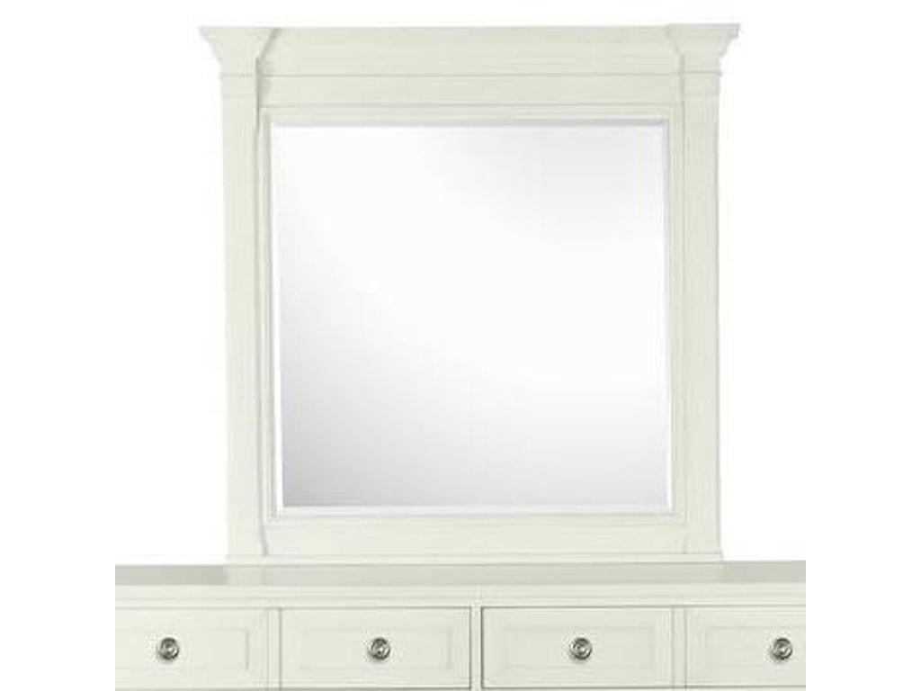 Magnussen Home BrookfieldSquare Mirror