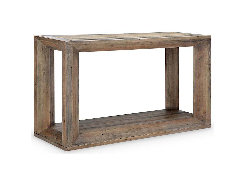 Magnussen Home Brunswick Rectangular Sofa Table