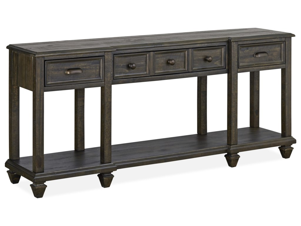 Magnussen Home BurkhardtSofa Table