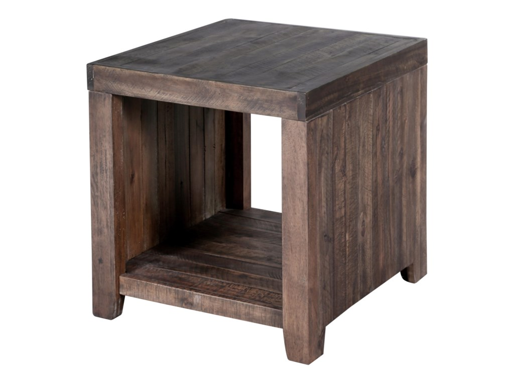 Magnussen Home CaitlynRectangular End Table