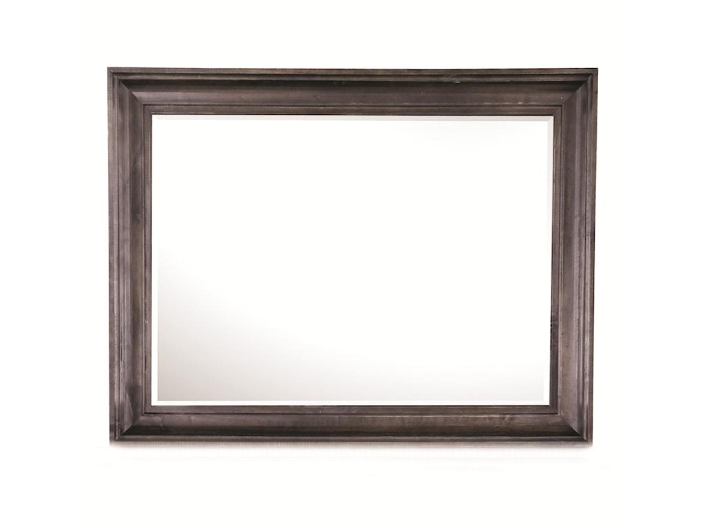 Magnussen Home CalistogaLandscape Mirror