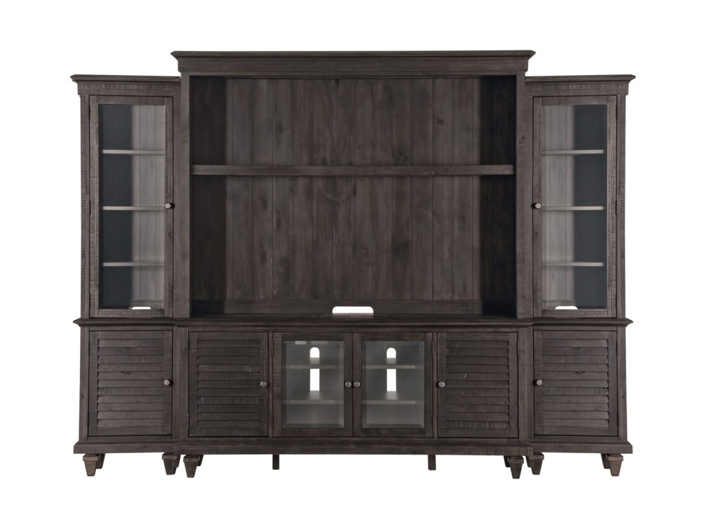 Magnussen Home CalistogaEntertainment Wall Unit