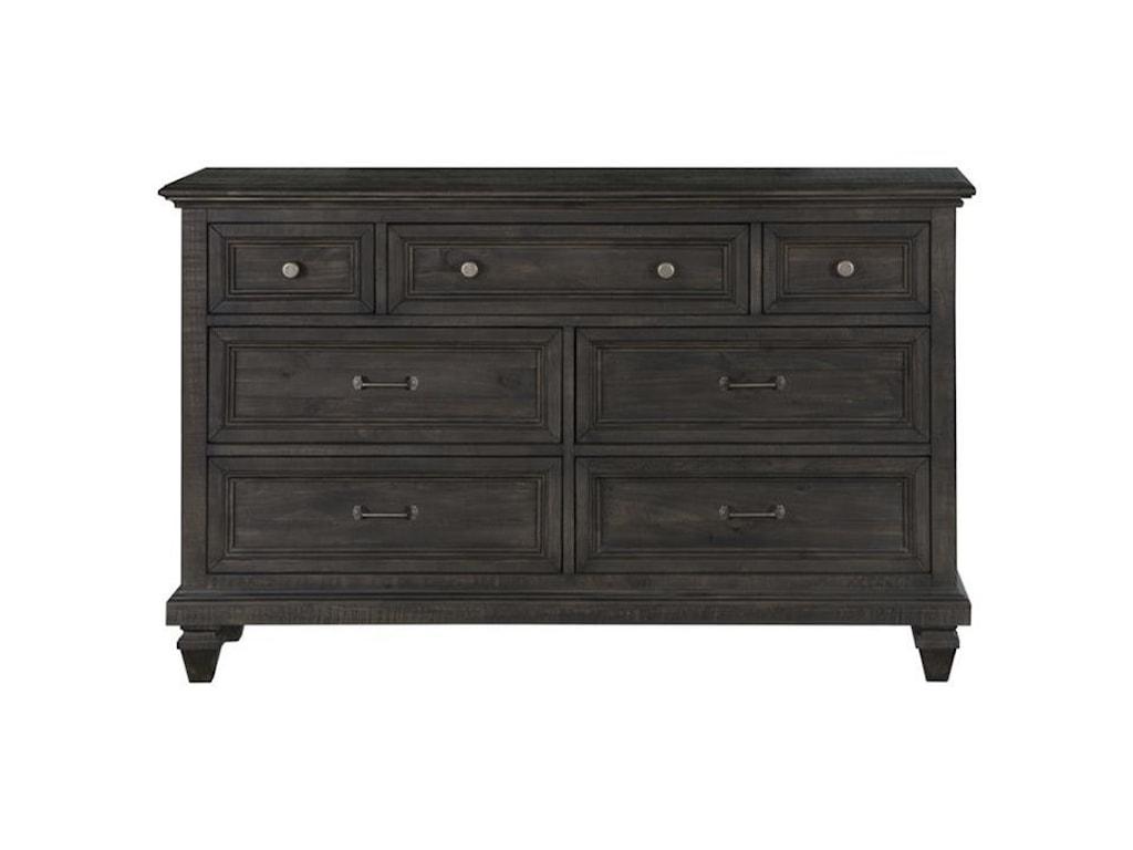 Magnussen Home Calistoga Y25907 Drawer Dresser