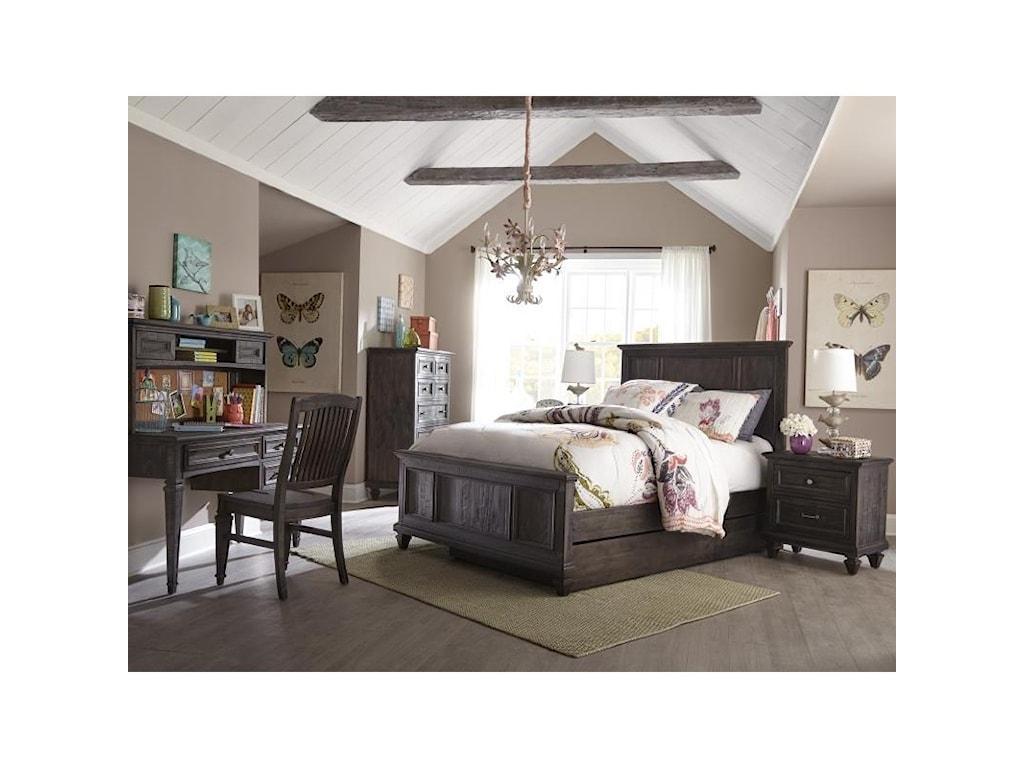 Magnussen Home Calistoga Y25903 Drawer Desk
