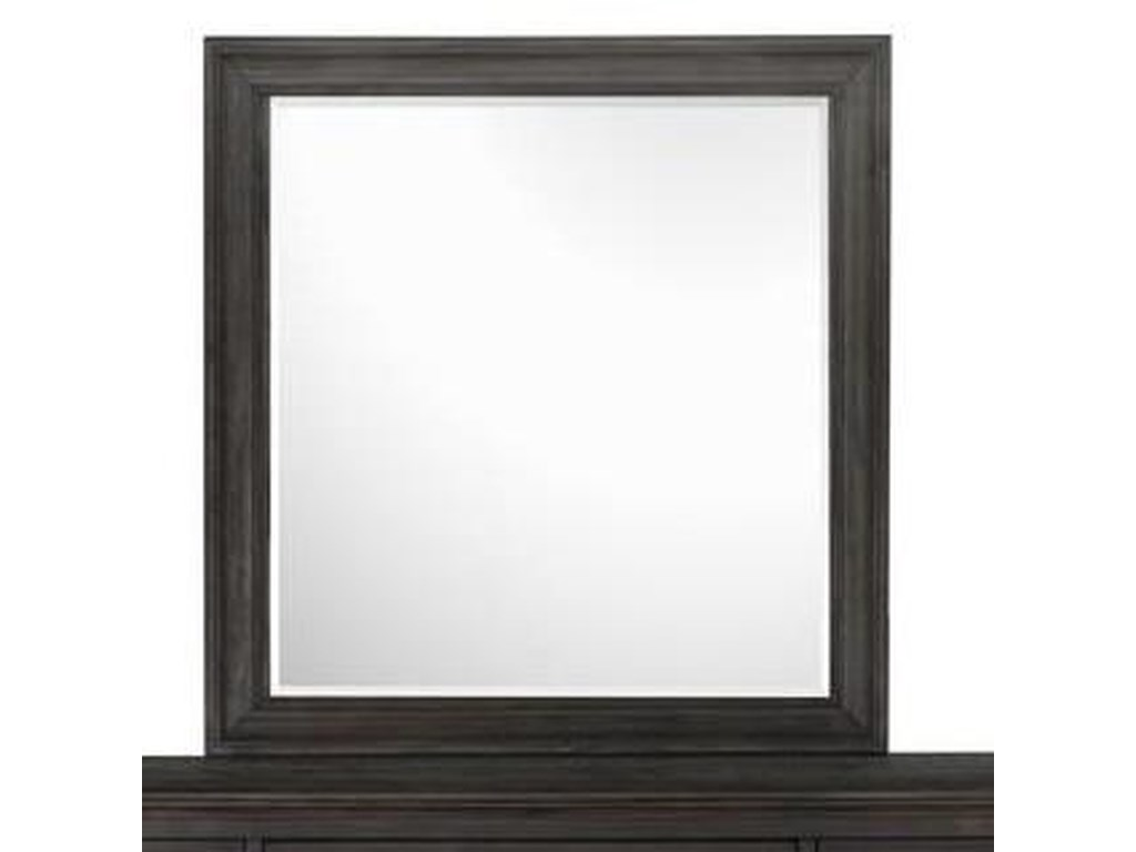 Magnussen Home Calistoga Y2590Portrait Mirror