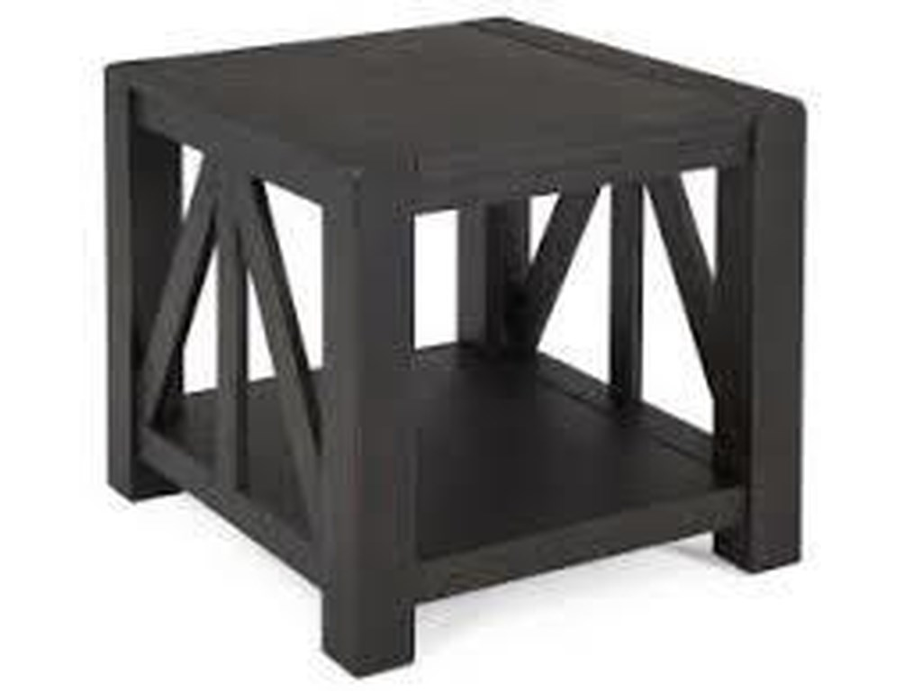 Morris Home Furnishings CanneryCannery End Table