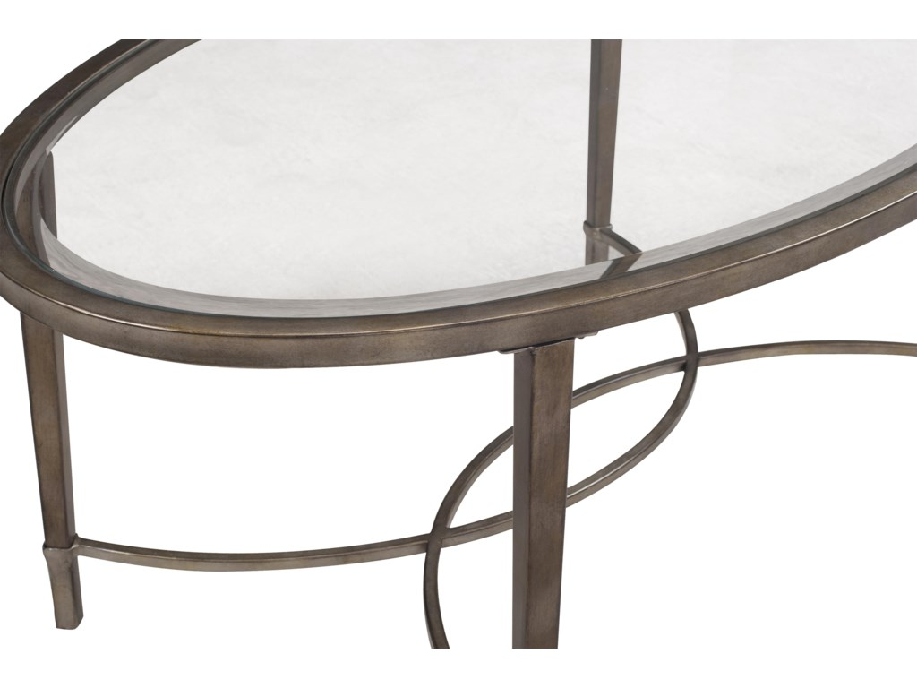 Magnussen Home CopiaOval Cocktail Table