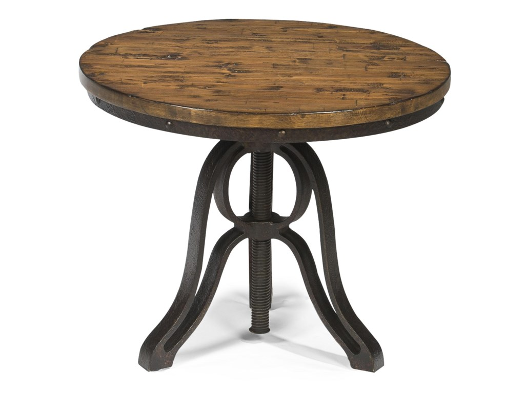 occasional products modern end tables round item kincaid furniture number table classics