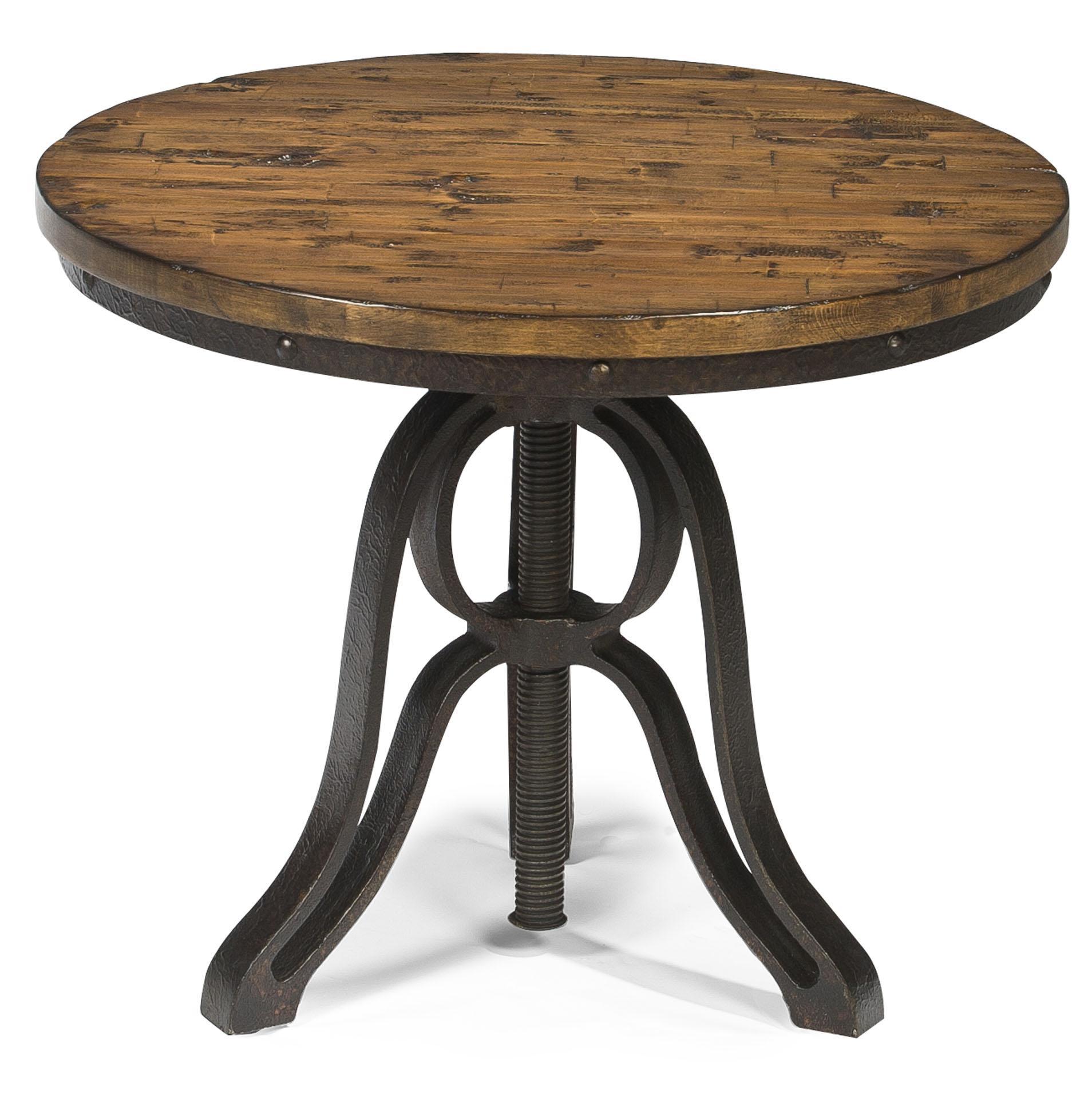 Gentil Magnussen Home RondellRound End Table