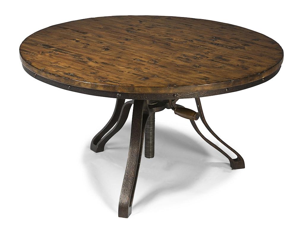 Magnussen Home CranfillRound Cocktail Table