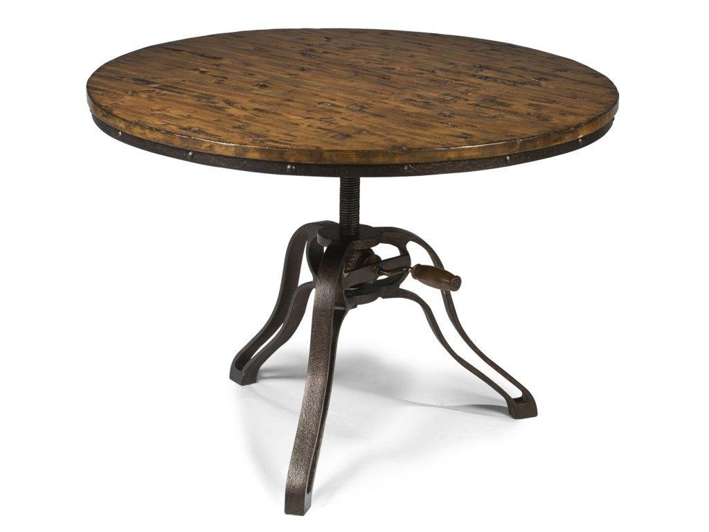 Magnussen Home CranfillRound Cocktail Table