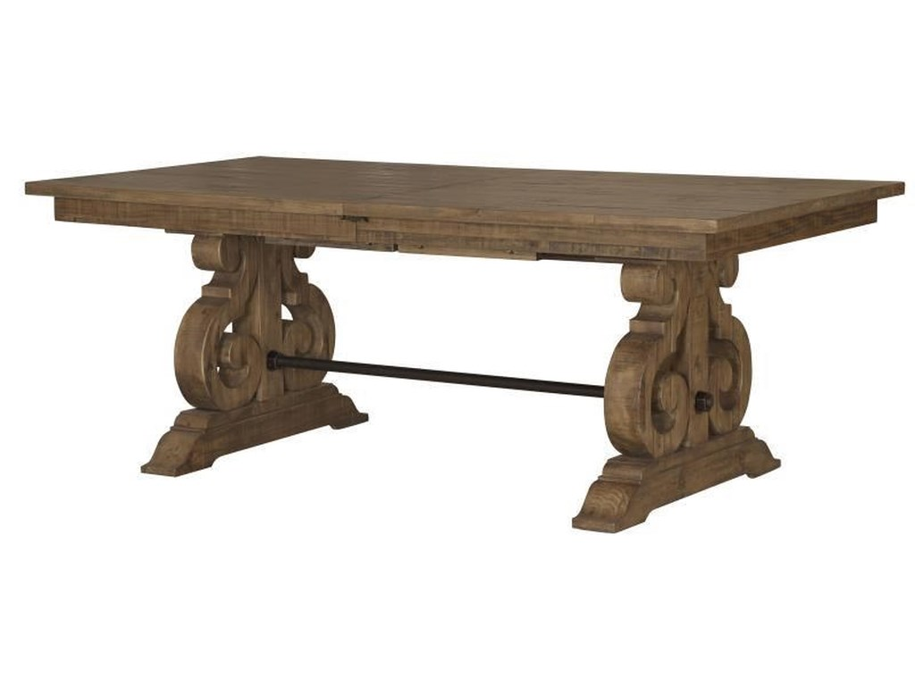 Magnussen Home WilloughbyDining Table